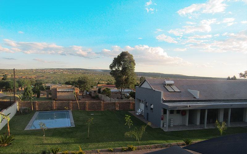 Overnight lodge in Mpumalanga